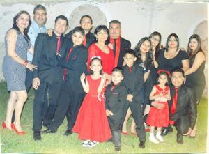 12052019 LA FOTOGRAFíA DEL RECUERDO.  Familia Estrada Palacios.