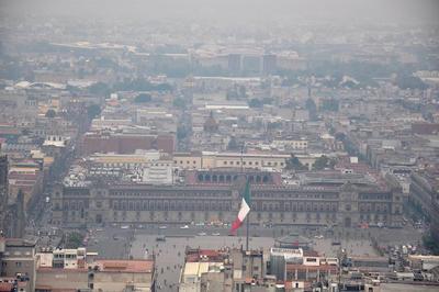 Afecta la Zona Metropolitana del Valle de México.
