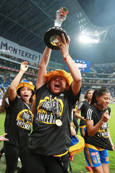 Tigres se corona en la final regia de la Liga MX Femenil