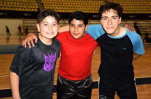 14052019 Francisco, Santiago y Santiago.