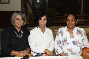 14052019 Dora, Diana y María Antonieta.
