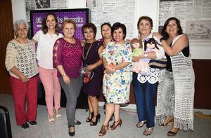 14052019 Coco, Alejandra, Natalia, Lupita, Lety, Yolanda, Lorena y Norma.