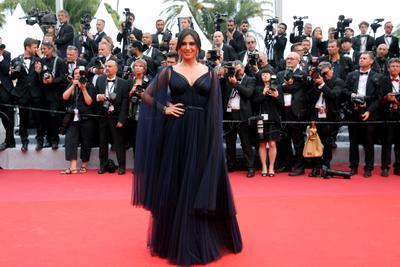 La actriz y directora de cine libanesa Nadine Labaki.