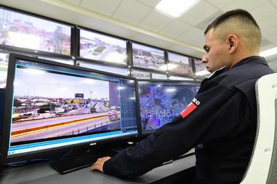 Explicó que 80 cámaras de vigilancia fueron adquiridas por su gobierno con recursos propios y que las 25 restantes fueron donadas por la Iniciativa Privada.
