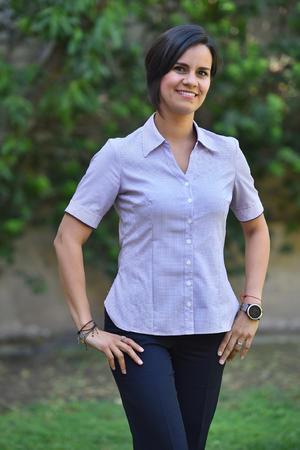 15052019 Anabel Rivera es educadora de tercero de kinder.