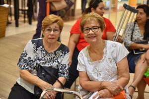 15052019 María Isabel y Ernestina.
