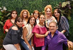 15052019 Claudia, Nancy, Aracely, Elizama, Ale, Lizeth, Dorita, Paty y Jorge.