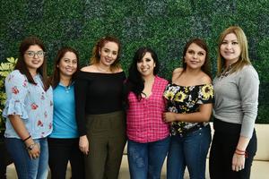 15052019 Wendy, Karla, Massiel, Ana Karen, Salma y Luz