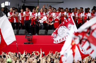 Todo es felicidad para el Ajax.