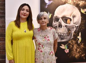 16052019 Rosy Rodríguez Gordillo y Rosy Gordillo.