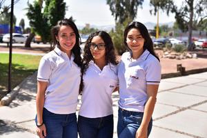 16052019 Michelle, Tamara y Ana Karen.
