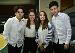16052019 Fernando, Paola, Rassha y Alejandro.