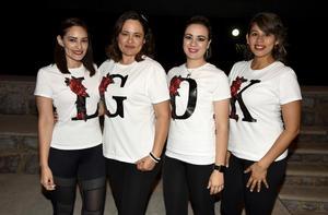 16052019 Lucía, Gladys, Dani y Karina.