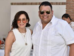16052019 Lorena Gutiérrez y Luis Rangel.