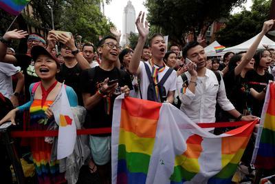 Taiwán se convierte así en el primer país de Asia con una ley integral en la materia.