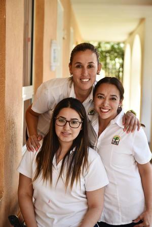 18052019 Melissa Sánchez, Vanya Azuara y Paty Barajas.
