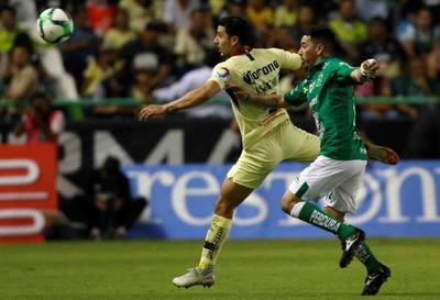 El conjunto leonés tuvo la primera oportunidad de gol apenas a los dos minutos.