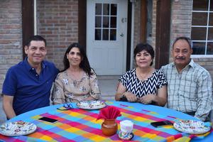 20052019 Ricardo, Sonia, Lupita y Víctor.