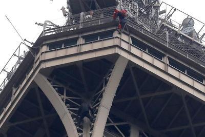 La Torre Eiffel acaba de celebrar su 130 aniversario.