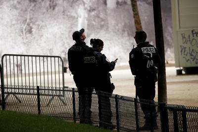 Cuerpos de seguridad atendieron una emergencia en el sitio.