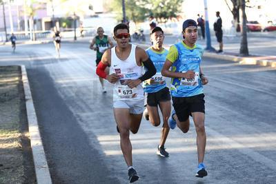 Corrieron las distancias de 5, 11 y 21 kilómetros.