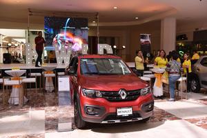 21052019 El nuevo Renault KWID encantó a los presentes.