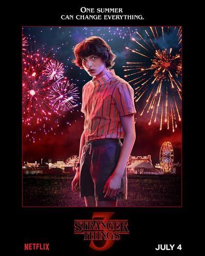 Stranger Things 3 lanza nuevos pósters previo a su estreno