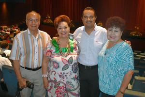 22052019 Javier, Lety, Roberto y Lidia.