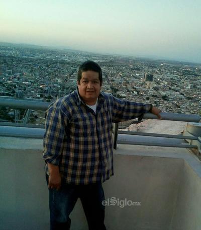 Rafa Guzmán, en el Cerro de las Noas.