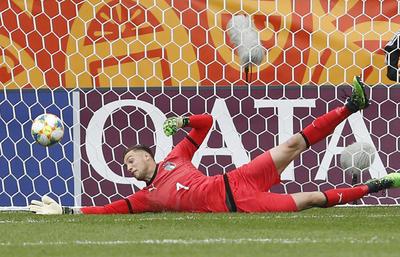 México pierde 2-1 en su debut del Mundial Sub-20 ante Italia