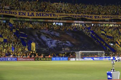 _MG_1433  MONTERREY, MEXICO - MAYO 23: Vista general durante el juego de ida de la final del Torneo Clausura 2019 de la Liga Bancomer MX en el estadio Universitario el 23 de Mayo de 2019 en Monterrey, Mexico (Foto: Alfredo Lopez/JAM MEDIA)