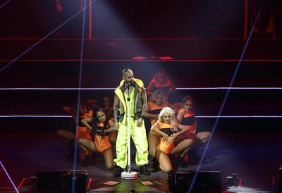 Maluma 'enciende' el Auditorio Nacional con su reguetón