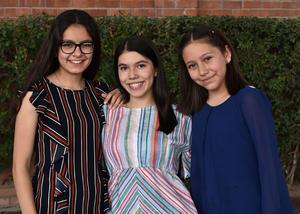 24052019 Victoria, Ana Laura, Sofía y Karla.