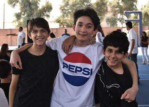 24052019 Alhelí, Ximena y Ana.