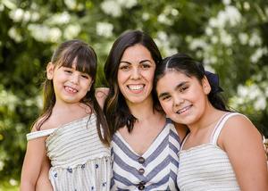 24052019 Luisa, Romina y Pamela.