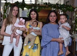 24052019 Elba, Romina, Luisa Fernanda, Marcelo, Sofía y Marysofi.