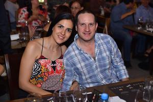 Ana Claudia y Tomás