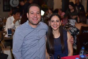 Carlos y Brenda