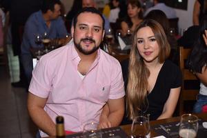 Rodrigo y Paulina