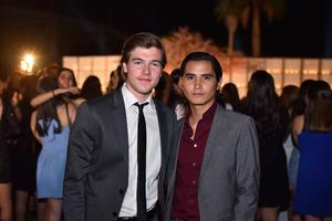 Miguel y Leo