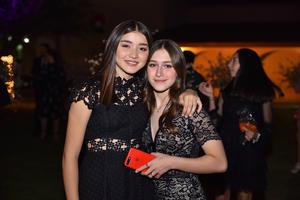 Pamela y Mariel