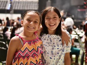 Eugenia y Vanessa