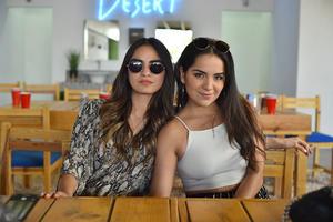 Alejandra y Marifer