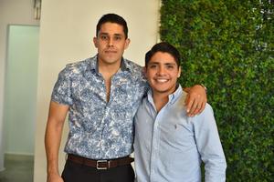 Nacho y Fernando