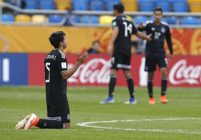 Cerrará su participación en la primera ronda frente a Ecuador.