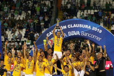 Tigres se consagra campeón del Clausura 2019