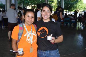 27052019 Noemí Perales y Mariana Pliego.