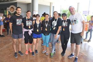 27052019 Israel, Paty, Victoria, Cristina, Gaby, Norma y Carlos.