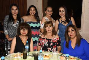 27052019 Concepción, Diana, Claudia, Michelle, Irma, Cecy y Ángeles.