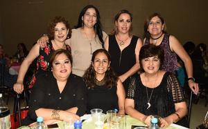 27052019 Geo, Maribel, Becky, Isabel, Mague, Claudia y Lolis.